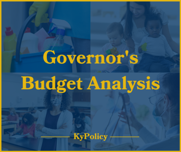 Gov Budget analysis
