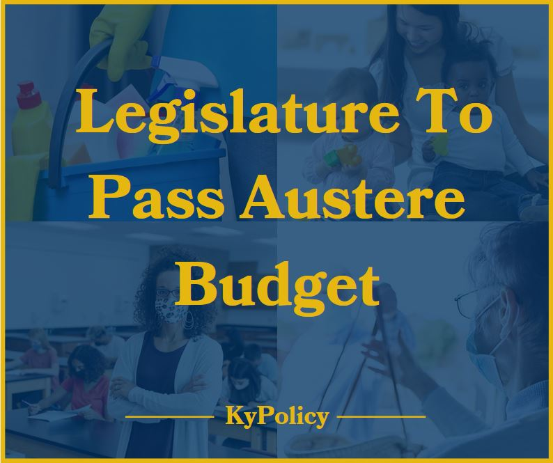 legislative budget 2021